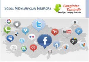 Sosyal Medya Ağı Nedir?