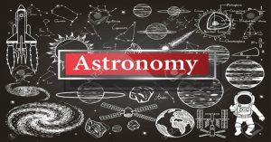 Astronomi Kelimesinin Eş Anlamlısı Nedir?